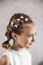 communion hair accessories communion hair vine flowers and beaded hair wire for communion