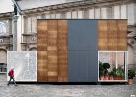 soa architects paris u003e projects u003e prefabric house algeco wipe