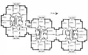 Dormitory Floor Plans Ellery Hall
