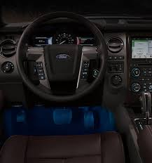 ford expedition interior 2016 2017 ford expedition suv features ford com