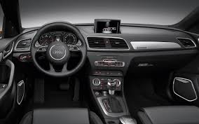 audi dashboard 2017 audi q3 inside new cars 2017 u0026 2018