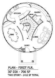 Tree House Floor Plan Best 25 Round House Plans Ideas On Pinterest Cob House Plans