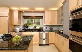 Over Cabinet Lighting For Kitchens by Puck Lights Kitchen Contemporary With Above Cabinet Lighting Beige