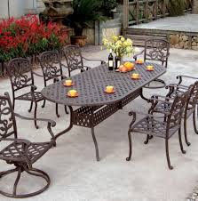 Patio Chairs Canada by Cast Aluminum Patio Tables Canada Icamblog