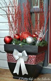 Outdoor Christmas Decor Pinterest - 25 top outdoor christmas decorations on pinterest outdoor