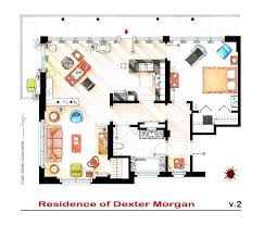 Modern Garage Apartment Floor Plans Apartments Magnificent Floor Plans Homes From Famous Shows Small