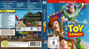 toy story 1 3d disney german blu ray cover german dvd covers