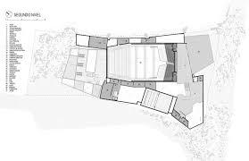 sendai mediatheque floor plans gallery of foro boca rojkind arquitectos 9 architecture