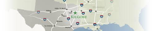 kilgore map kilgore economic development corporation