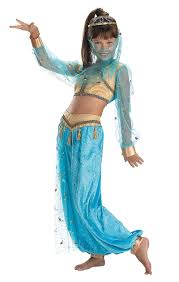 disfraces halloween party city genie child costume costumelook