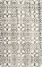 Geometric Area Rug by Grey Moroccan Mosaic Area Rug Dip Dye Rugs Safavieh