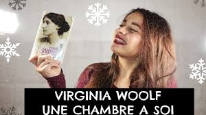 virginia woolf une chambre soi virginia woolf une chambre à soi