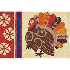 Jelly Bean Indoor Outdoor Rugs Amazon Com Jellybean Indoor Outdoor Accent Area Rug Fall Leaves