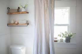 Ivory Shower Curtain Bathroom Farmhouse Shower Curtain Ivory Shower Curtains Xl
