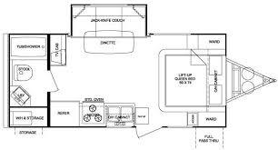 Floor Plan Finder 2013 Cruiser Rv Funfinder X X 210wbs Travel Trailer Stewartville