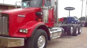 kenworth chassis 2012 kenworth t800 cab chassis for sale 017 like new youtube
