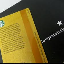 starbuck gold card starbucks gold card singapore for collection purpose only