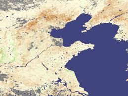 North China Plain Map by Drought In Northern China Image Of The Day