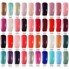 aliexpress com buy 10pcs lot nail gel polish uv u0026led shining