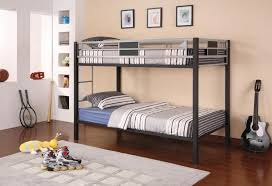 Wood And Metal Bunk Beds Bedroomdiscounters Bunk Beds Metal
