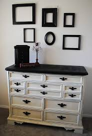 Ivory Painted Bedroom Furniture by How To Spray Paint Furniture Classy Clutter
