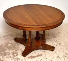 Oak Dining Table Uk Extending Round Dining Table Uk Starrkingschool Round Oak