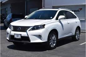 lexus rx 350 mileage used 2015 lexus rx 350 for sale pricing features edmunds