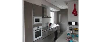 cuisine d appartement cuisine d appartement cuisine armony sigma laque corde avec silestone