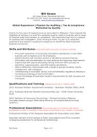 Skill Based Resume Example by Skills In Resume For Accountant Resume For Your Job Application