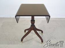 Square Drop Leaf Table Antique Drop Leaf Dining Table Ebay