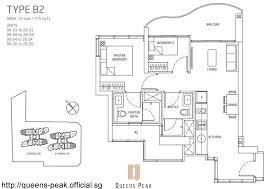 Bedroom Floor Plan Queens Peak Floorplans Queens Peak Floorplans
