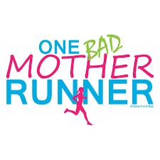 Bad Mothers Women U0027s Long Sleeve Tee One Bad Mother Runner Women U0027s Scoop Neck