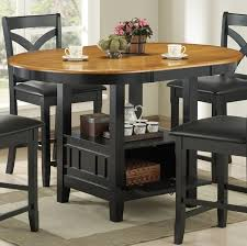kitchen countertop tables counter height dining tables with storage