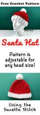 santa hat with pom pom free crochet pattern nicki u0027s homemade
