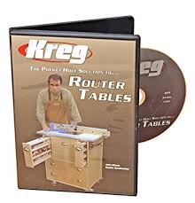 Building A Router Table by Kreg V06 Dvd Pocket Hole Joinery Dvd Building A Router Table