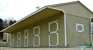 Shed Style Architecture Shedrow Horse Barns Shed Row Barns Horizon Structures