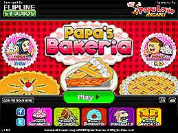 jeux de cuisine papa s papa s bakeria un des jeux en ligne gratuit sur jeux jeu fr