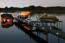 Solar Dock Lighting by Solar Dock Dots 4 Pack View All Lake Lite Solar Marine