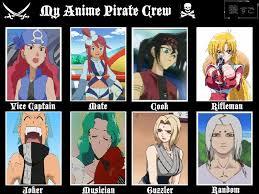 Pirate Meme - my anime pirate crew meme by camilia chan on deviantart