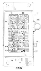 patent us6256881 electrical connection method for mold