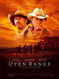 film de cowboy open range starring kevin costner robert duvall diego luna