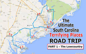 South Carolina travel manager images Haunted lowcounty south carolina road trip jpg