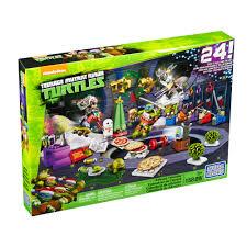 mega bloks teenage mutant ninja turtles advent calendar walmart com