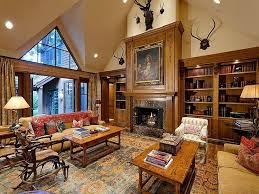 Lodge Living Room Decor by 28 Best Living Room Images On Pinterest Architecture Luxury