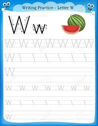 Letter Recognition Worksheets W Worksheets For Kindergarten U0026 Free Printable Worksheets Letter