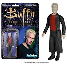 amazon com funko buffy the vampire slayer spike reaction figure