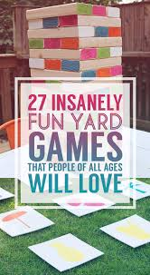 27 insanely fun outdoor games you u0027ll want to play all summer long