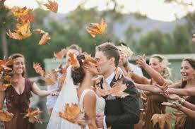 Fall Wedding Aisle Decorations - 25 of the best fall wedding ideas