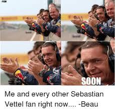 Sebastian Vettel Meme - f1gm oon me and every other sebastian vettel fan right now beau
