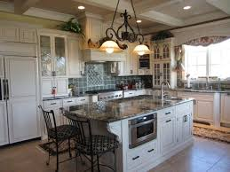 Traditional Kitchens With Islands Kitchen Decoration Islands And Carts Http Www Decorbird